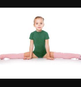 Набор девочек в секцию художественной гимнастики