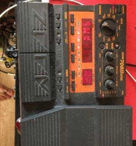 Басовый процессор ZOOM 708