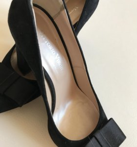 Туфли Vittorio virgili, замша натуральная, 37,5
