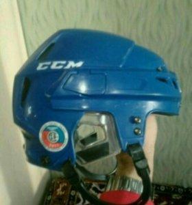 Шлем хоккейный ССМ Vektor 08