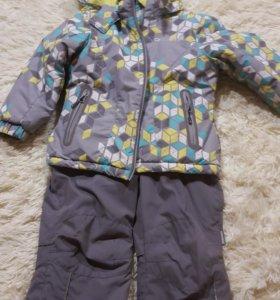 Продам детский , мембранный зимний костюм -Crokid