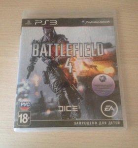 """Игра для PS3 """"BATTLEFIELD4"""""""