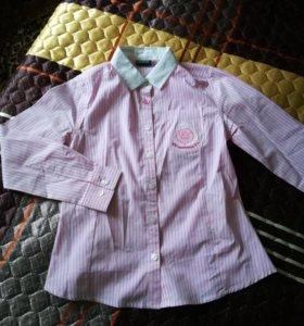 Рубашка школа Gulliver