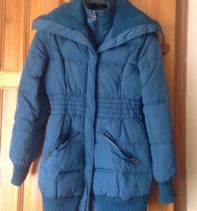 Зимняя куртка- пуховик