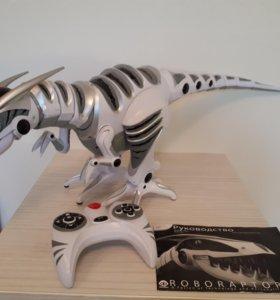 Робораптор Roboraptor робот динозавр