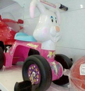 """Велосипед для малышей""""Заяц"""""""