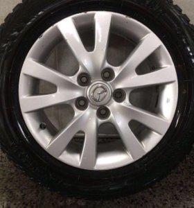 диски Mazda R16