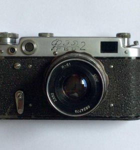 Продам раритетный фотоаппарат