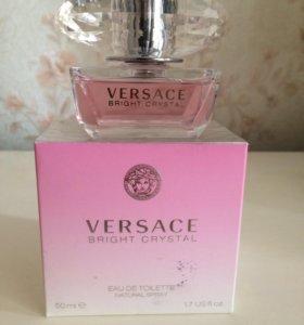 Духи Versace bright crystal 50ml