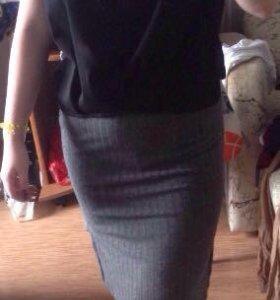 Блузка .юбка