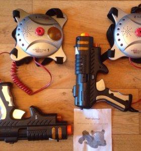 Лазерные пистолеты lefutur