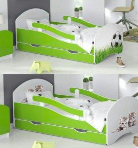 Кровать 140/80