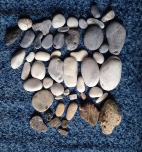 Камни со Средиземного Моря