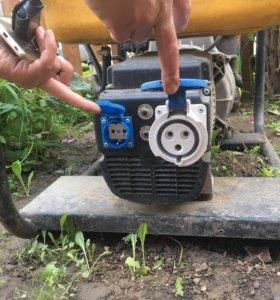 Дизельный генератор Linz 7 кВа