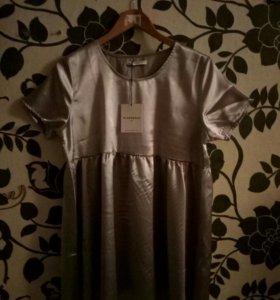 Платье новое. 44-50 р-р