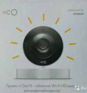 Камера Oco, облачная HD Wi-Fi