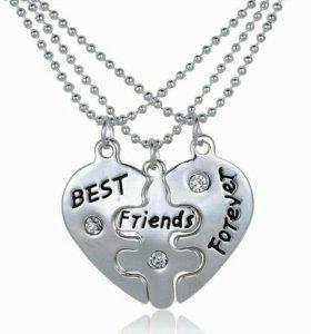 "Кулон ""Best Friends"""