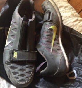 Nike zoom long jump