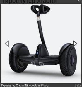 Гироскутер xiaomi Mini black