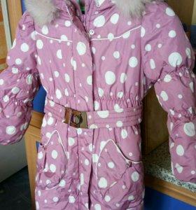 Зимнее пальто Pilguni