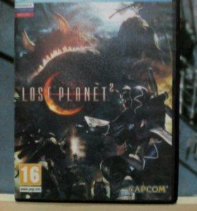 Компьютерная игра Lost Planet 2