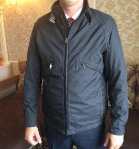 Куртка Zegna Sport Motor Jacket