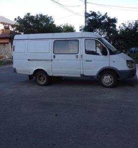 Газель ГАЗ 2705
