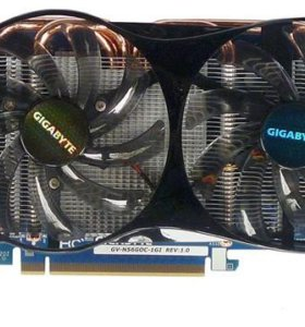 Видеокарта GYGABYTE GeForce GTX 560