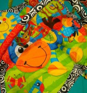 Развивающий коврик Playgro