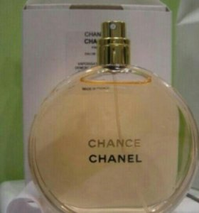 Chanel Chance edt TESTER женский
