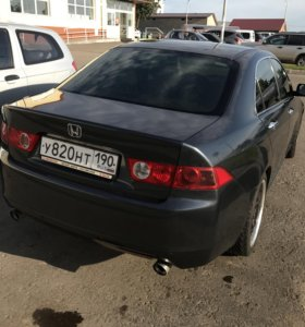 Honda Accord 7 2004 2.4 акпп