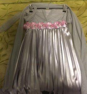 Платье для девочки с 10 лет