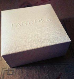 """Продам браслет """"Pandora"""" (серебро) размер 21-22"""