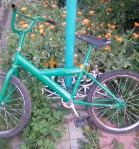 Продаю велосипед (BMX)