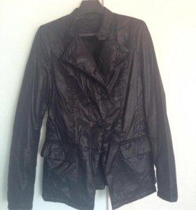 Куртка лаке sisley