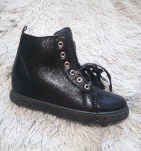 Ботинки осень 🍂