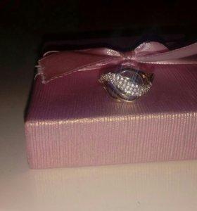 Золотое кольцо 585пробы