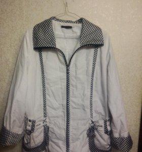 Куртка ветровка 50-52