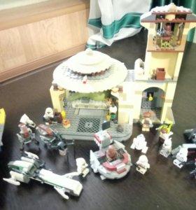 LEGO звездные войны (много наборов)