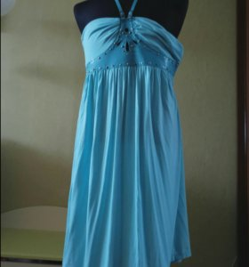 Летний сарафан, платье, трикотпж REPLAY