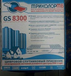 Спутниковый ресивер Триколор GS 8300