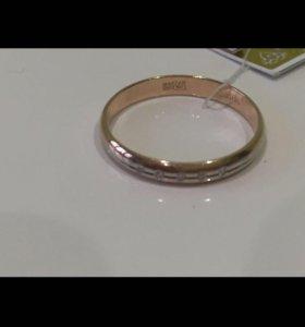 Кольцо брильянт