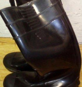 Сапоги резиновые новые недорого