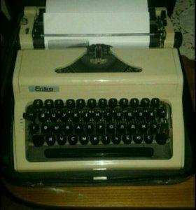 Печатная машинка(1987
