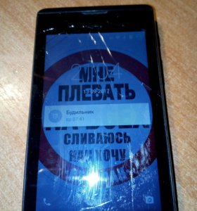 Телефон Micromax D305