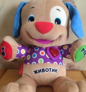 Интерактивная игрушка Fisher Price Умный щенок