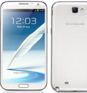 Samsung Galaxy Note II -N7100 и samsung gt s7562
