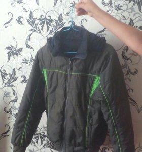 Куртка на мальчика 9 или 10 лет