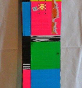 Новые сноуборды, ботинки, крепления (см профиль)