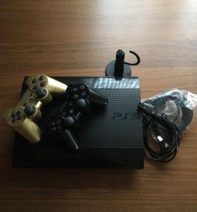 PS3 PlayStation 3 Super slim - 500GB